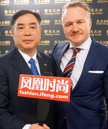 豪利时:为中国人设计腕表很荣幸