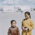 58年蒙古国首都彩照