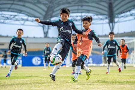 第二届中德青少年足球训练营昆山开营|中德