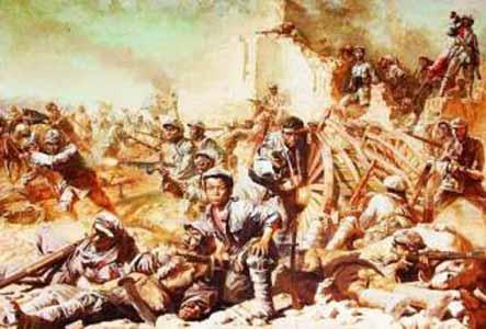西路军女战士王永忠的曲折一生:三任丈夫都是烈士