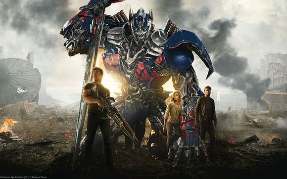 2014中国电影票房达47亿美元 被评改变世界电影格局