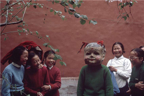 摄影师镜头下的彩色中国