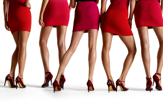 男人最爱:盘点女人最迷人的10个部位