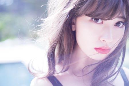 图为其生活照 日本国民女子偶像团体akb48中的