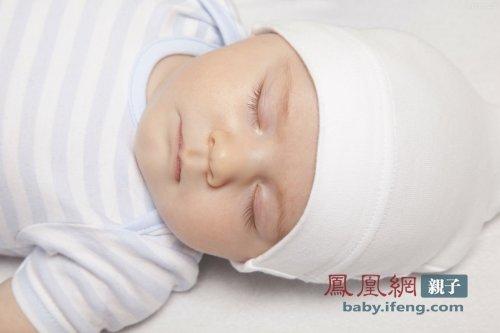聪明宝贝 宝宝睡姿会影响身体发育