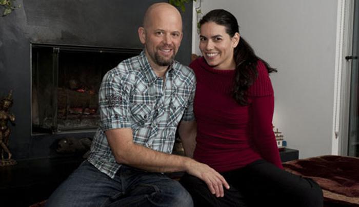 美国一妻二夫的生活 - 雷石梦 - 雷石梦(观新闻)