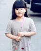 独家:5岁王诗龄撞衫国际超模
