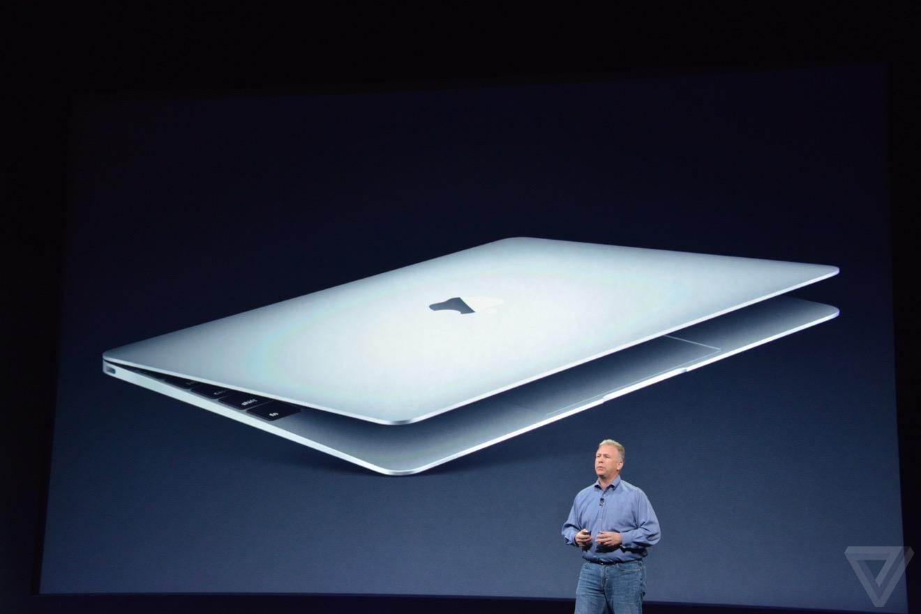 苹果推全新MacBook 4月10日预售Apple Watch