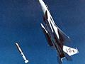 实拍美国用F15发射卫星 反咬中国破坏太空