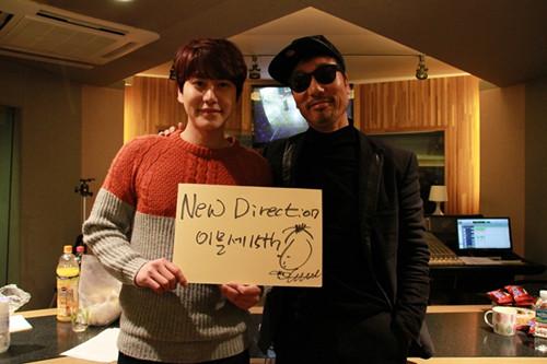 李文世与SJ圭贤携手新曲 跨世代合作引期