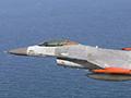 美退役F-16战机改装无人靶机 试飞画面公布