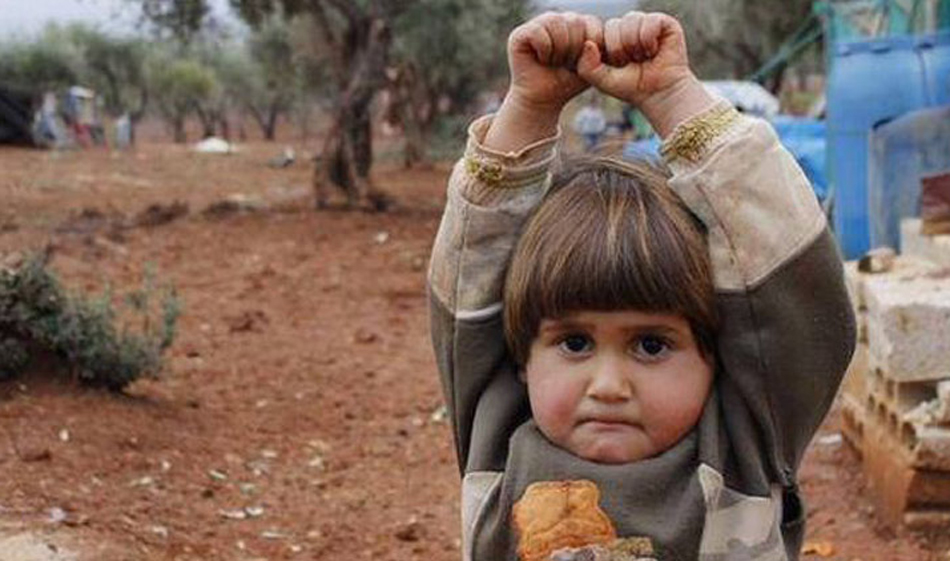 叙利亚:战争中的儿童