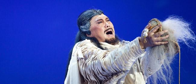 国家大剧院歌剧节 展现中国原创歌剧力量