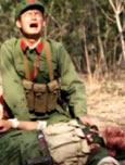 对越幸存老兵的余生:送达84份阵亡通知书