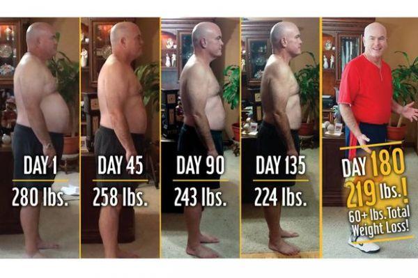 美国一男子三餐吃麦当劳 半年减重27公斤