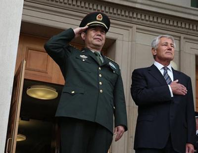 美媒:美正筹备下一场大战 军官称中俄可能先动手