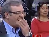 西班牙政客上电视 激辩喷出整排假牙