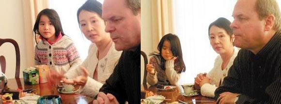 """""""家""""系列之严歌苓:母亲像小女孩一样爱着父亲图片"""