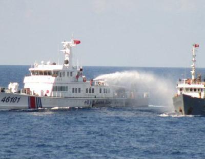 越南叫嚷不理会中国休渔令 今年抗议调门更高