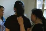 西安14岁女生拒绝表白被围殴 满脸血痕