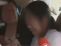 河南女子被撞死后遭司机猛踢 女儿当场崩溃
