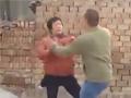 山东女子阻强拆被打骨折 记者采访遭围骂