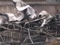 河南养老院起火宿舍烧成空铁架 致38死