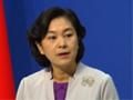 外交部回应越菲在中国南海岛礁踢球联欢