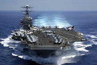 凤凰军机处:美军警告称攻击航母视同核战争