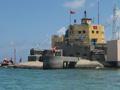 解放军发现越南正在所占岛礁架导弹