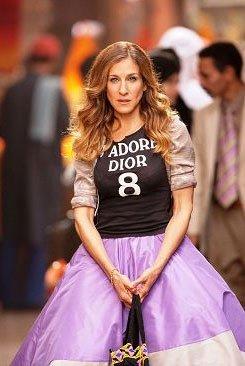 40岁女人该知道的5个穿衣误区