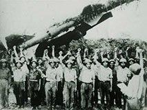 1100余解放军战士埋骨越南