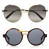10款最时髦圆框太阳镜推荐