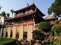 台湾建筑拥有千年历史 各种形式风格都有保留