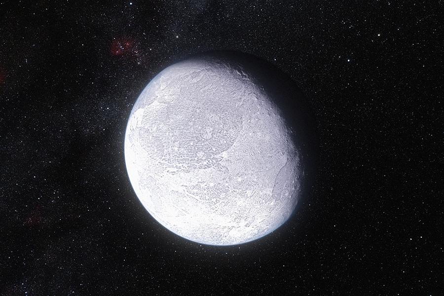 """阋神星于2005年初被一个天文小组发现,原本小组成员打算在得出其准确的质量和大小之后再公布,但由于怕被世界上其他的小组抢先公布而失去""""发现权"""",最终不得不仓促宣布了这一重大发现。"""
