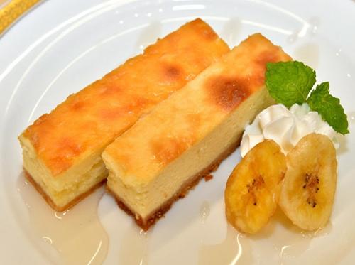 原料取自大猩猩粪便 日本现特制奶酪蛋糕图片