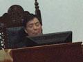 江苏一审判员审案打瞌睡 称身体不舒服