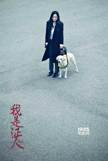 杨幂要演盲女了!参演《我是证人》与鹿晗首度合作