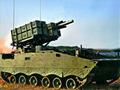 阅兵现坦克杀手 获赞战车收割机