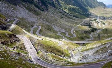 九死一生 盘点全球十大最危险公路