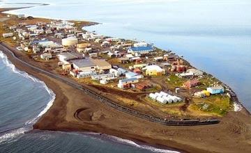 10年后将会被吞没的小岛 如今家家都是别墅