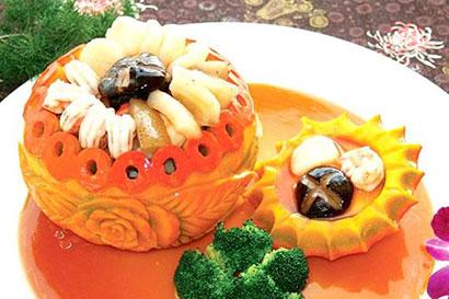 泰国---素食主义者的美妙天堂_凤凰佛教