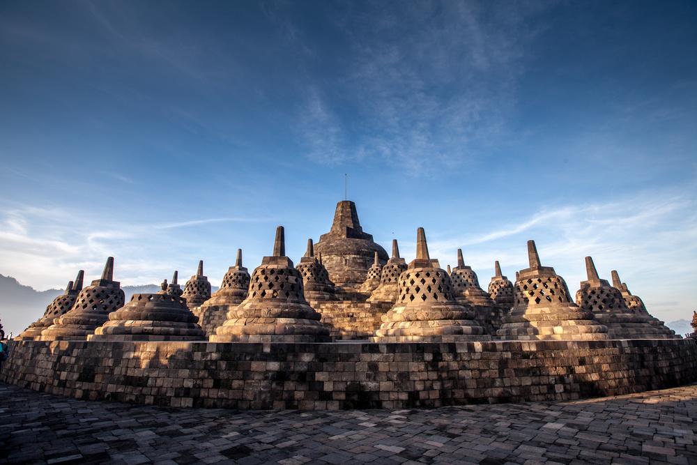 关于印尼婆罗浮屠:六个你不可不知的称谓|婆罗