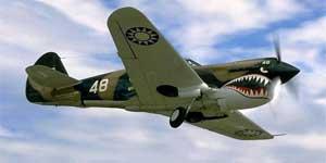 飞虎队与中国空军并肩抗击日军