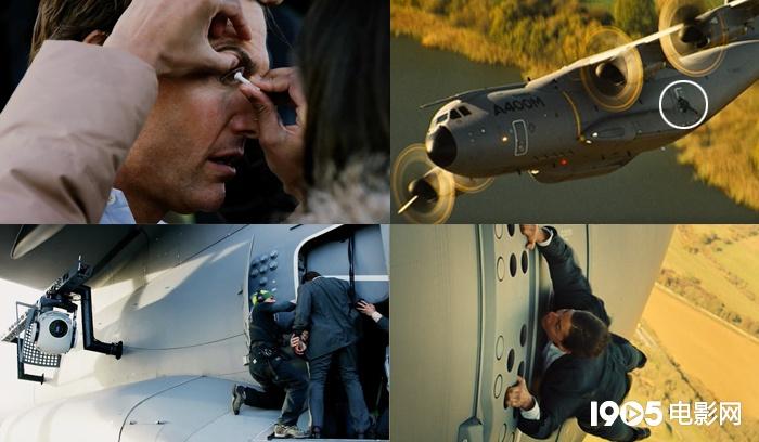 除了阿汤哥扒飞机 《碟中谍5》为什么值得看?