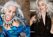 法国59岁模特青春似少女