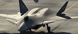中国第六代战机项目被证实 比歼-20先进一代
