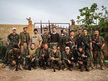 叙利亚战场上的华人雇佣兵