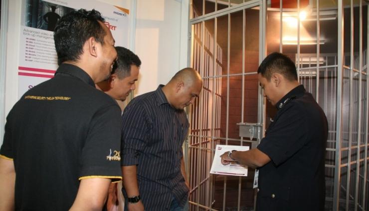 这下越狱更难了!马来西亚开始用人工智能监控犯人
