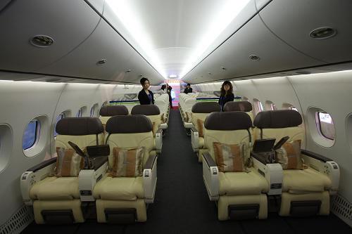 """制造业""""第三极""""的中国飞机制造商而言,仅仅依靠国内市场以及一些亚洲"""